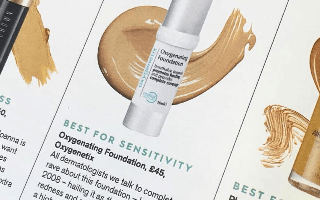 Oxygenetix Mineral Foundation